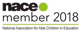 National Association for Able Children in Education logo